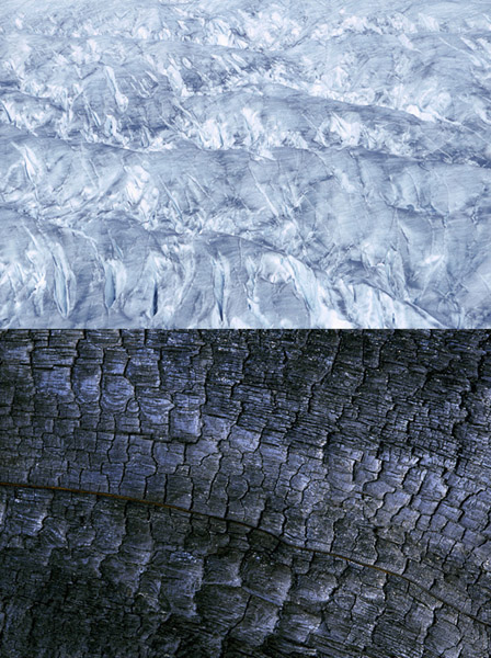 Blanc et noir, Photograph, C-Print on aluminium, 2001, Edition 3/10, 154x115cm, 7'500.- CHF