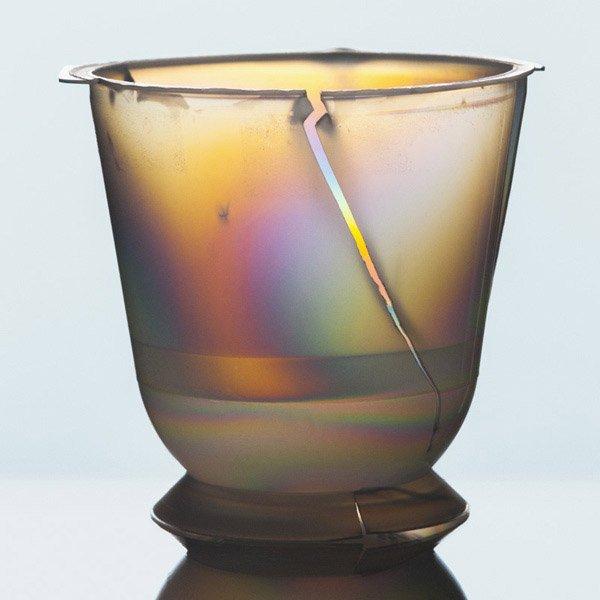 Eclat plastique V, Photograph, Ink jet on aluminium, 90x90cm, 2011-2013, Edition 3/5, 3'200.- CHF