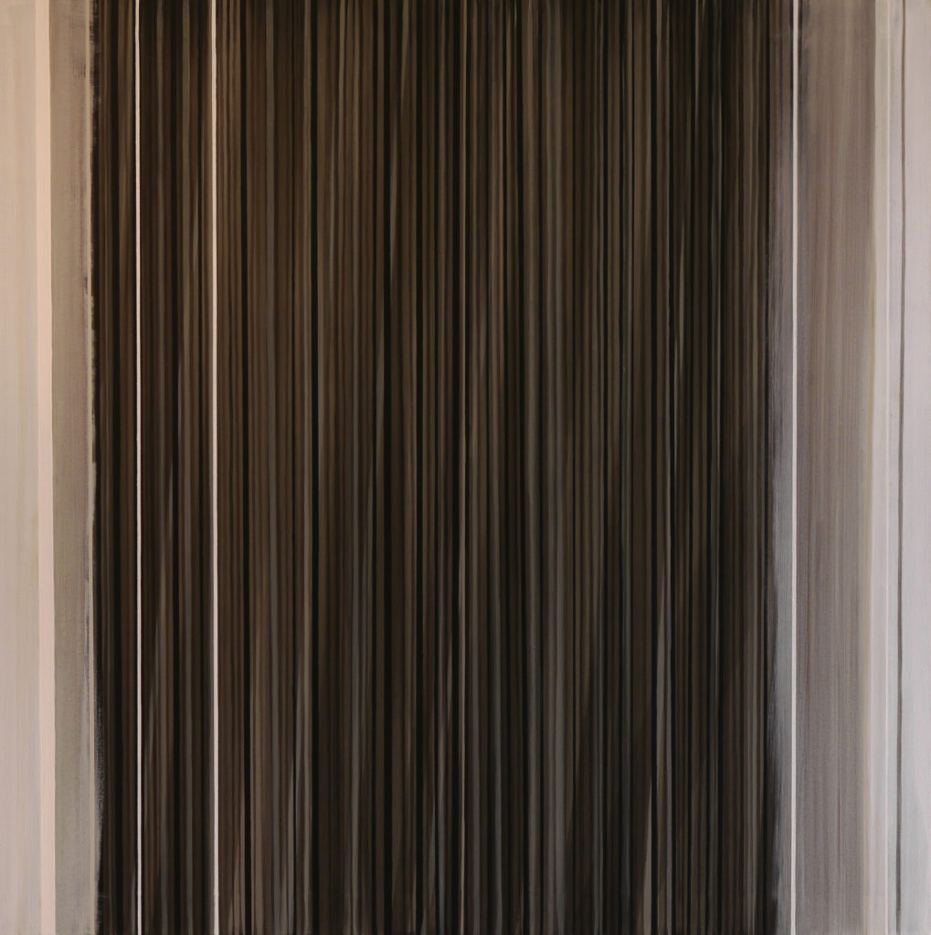 Jean Scheurer, Untitled, Acrylic on canvas, 100x100cm, 4'000.- CHF