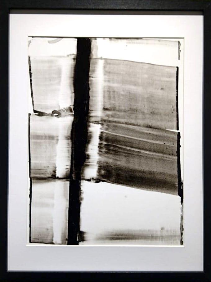 Mireille Fulpius, Encre de Chine sur papier, Exemplaire unique, 700.- CHF