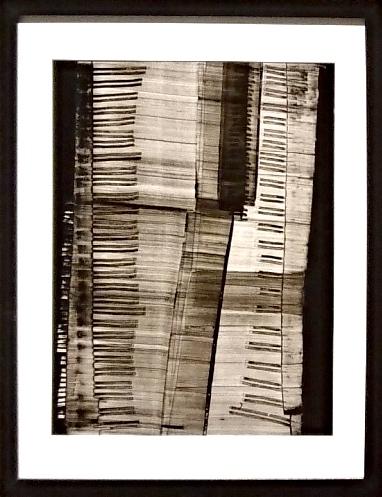 Mireille Fulpius, Encre de Chine sur papier, Exemplaire unique, 40x30cm, 700.- CHF