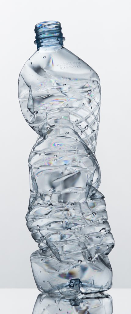 Christiane Grimm, Transfiguration, 2009-2013, Photographie, Jet dencre sur aluminum, 167x70cm, CHF 7000.-