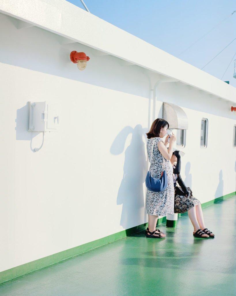 Adrien Sgandurra, Yaku Ferry, 40x50cm, Edition 1/5, CHF 1500.-