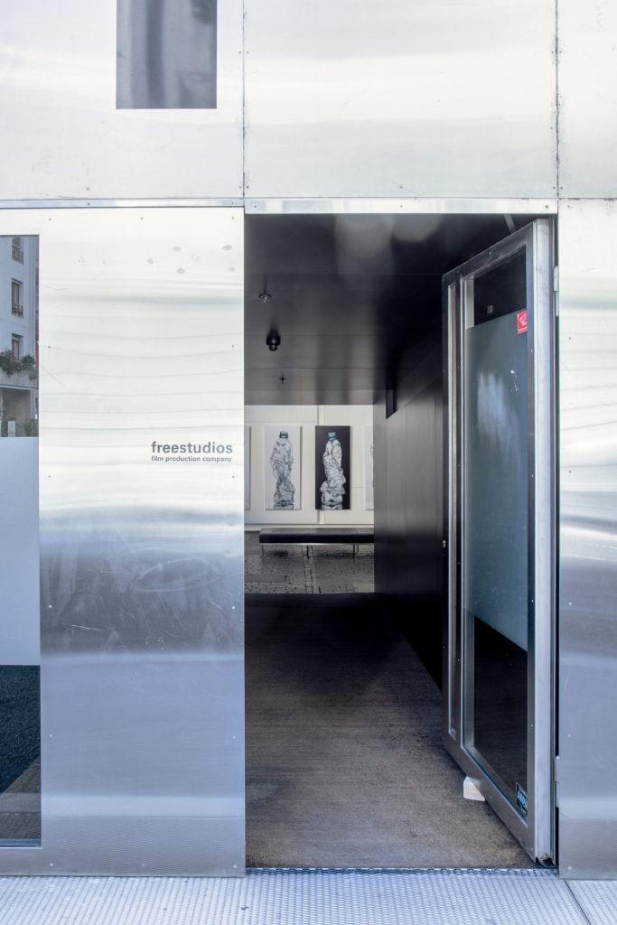 Photographie de lexposition Visions, par Adrien Sgandurra.
